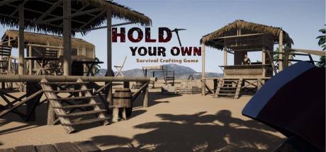 Hold Your Own – симулятор выживания от DistrictWare