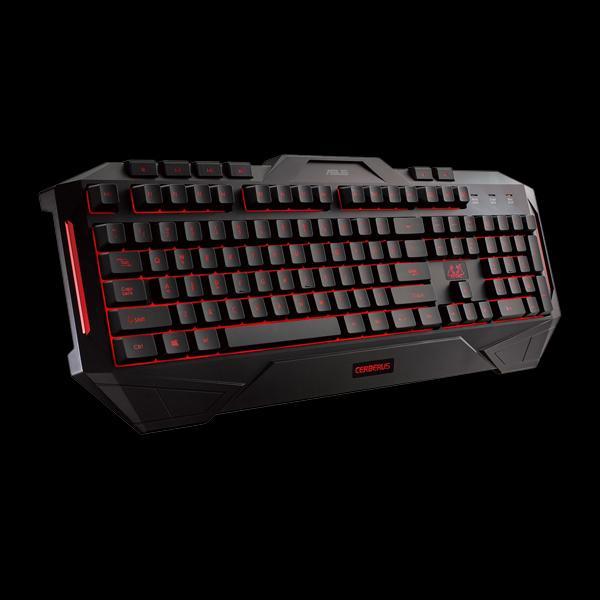 Топ клавиатур от Asus