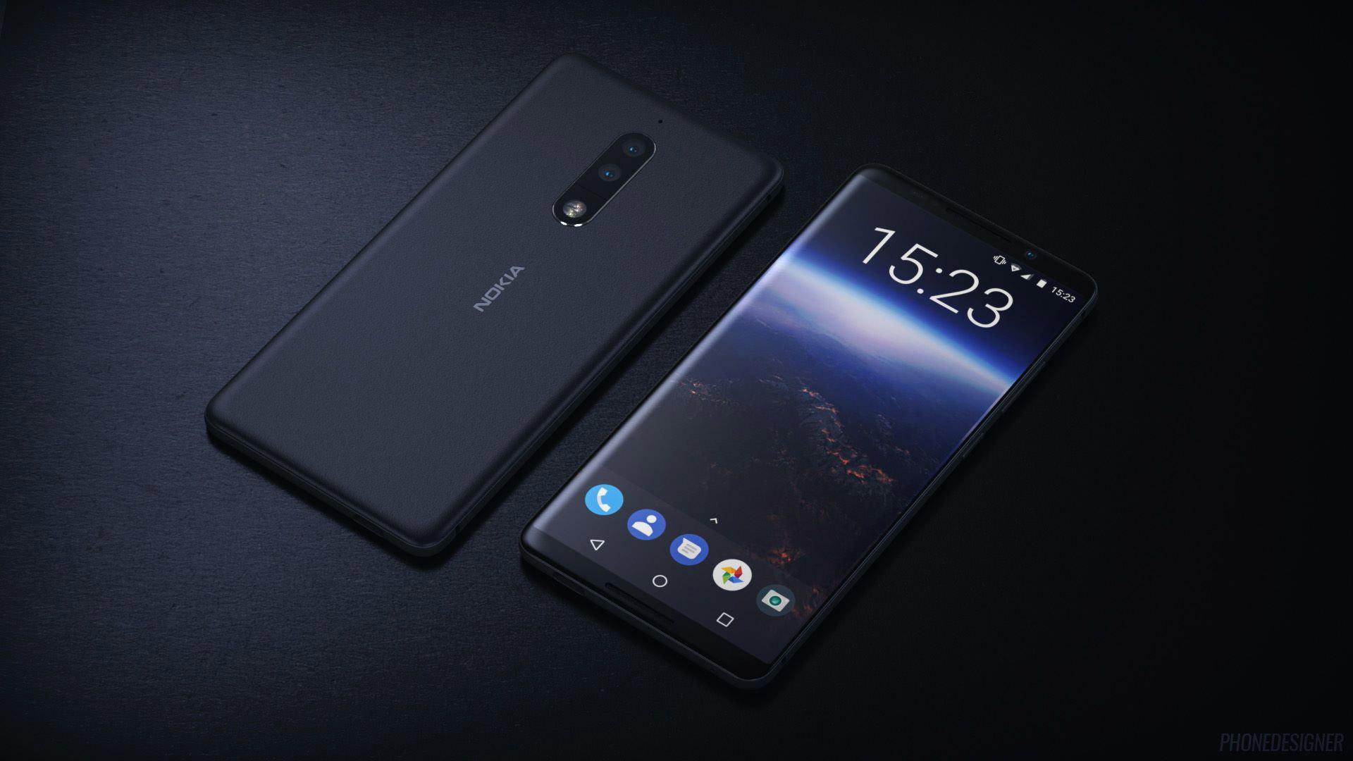 Высокопроизводительный Nokia 9 представят в начале 2018