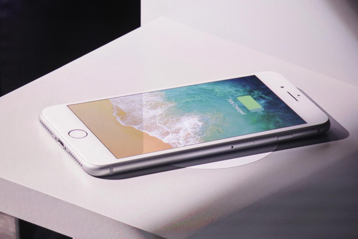 iPhone 8 Plus: взгляд поближе