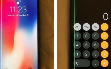 Брак экрана iPhone X