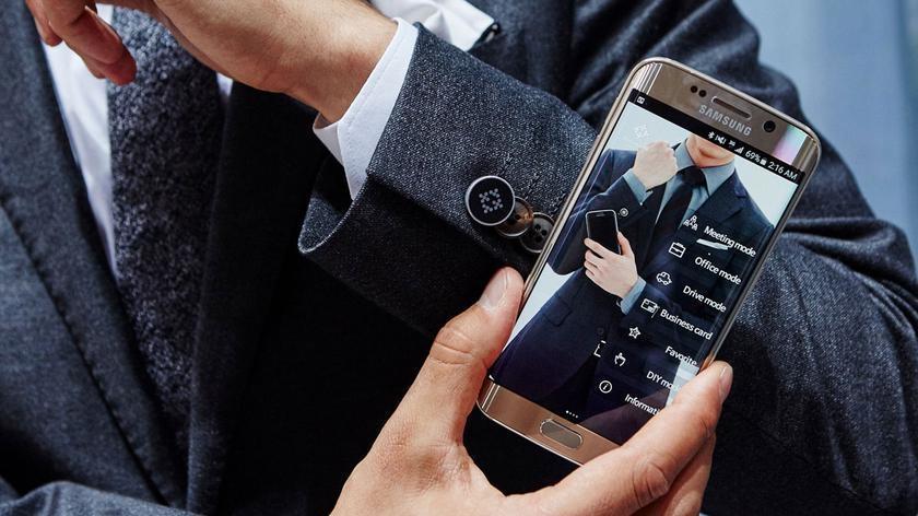 Samsung патентует «умную» одежду