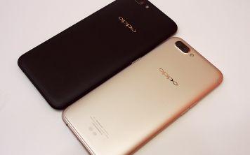 Смартфоны OPPO присоединились к тренду широкоформатных экранов