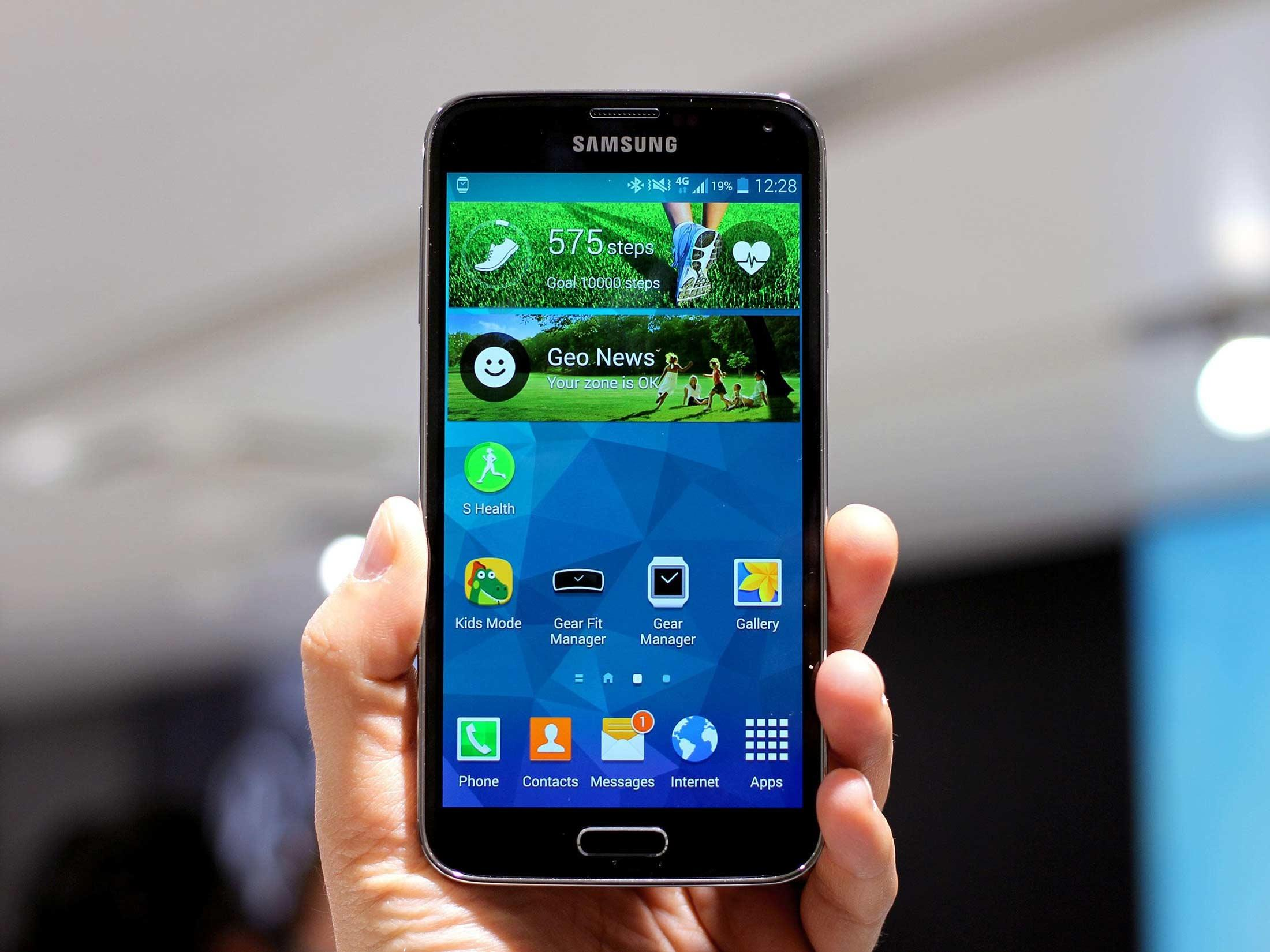 Самый мощный Samsung GALAXY поступил в продажу