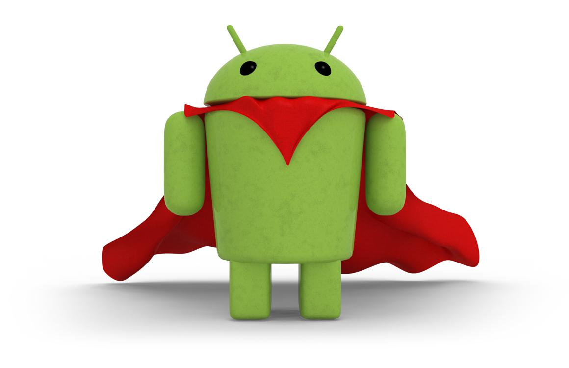 Андроид - самая популярная ОС