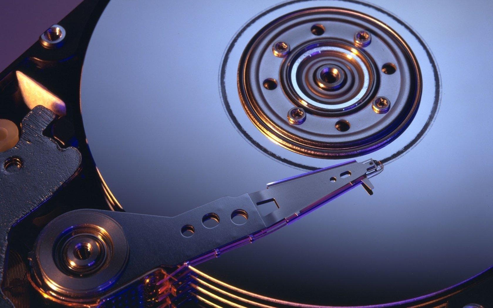 Съёмный жесткий диск не открывается
