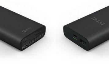 HTC выпустила резервный аккумулятор с технологией QuickCharge 3.0