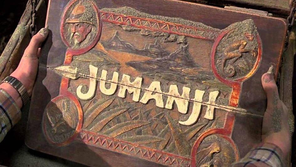 Jumanji: The Mobile Game