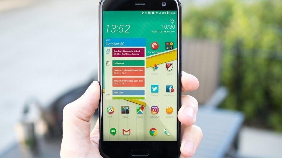 HTC U11 Life перешел на Android Oreo