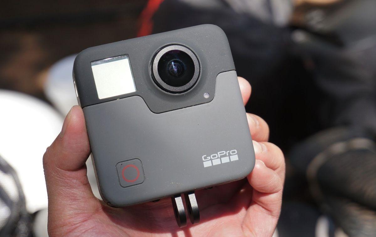 Впечатляющая GoPro Fusion 360