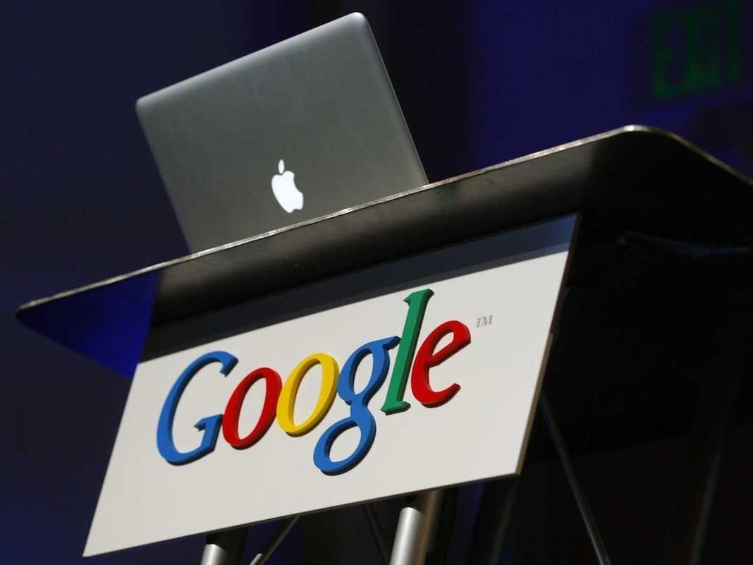 Google покупает Apple или нет?