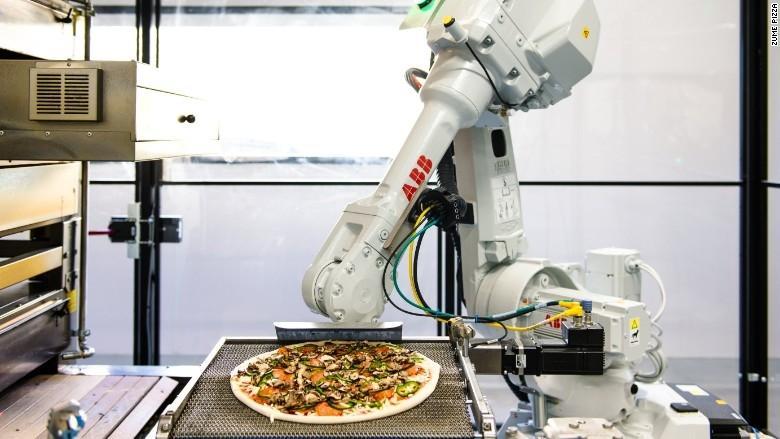 Робототехника продолжает отнимать работу у людей