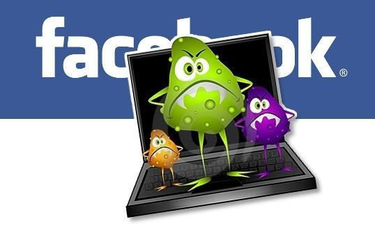 Как бороться с вирусами на Facebook?