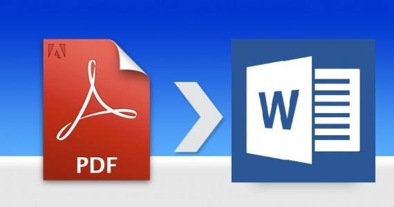 Как скопировать текст из PDF в Word?