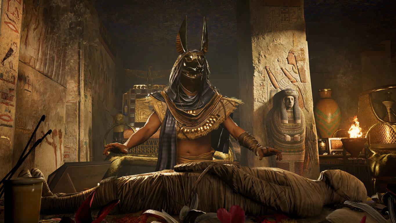 Дорогие сувениры к выходу Assassin's Creed Origins