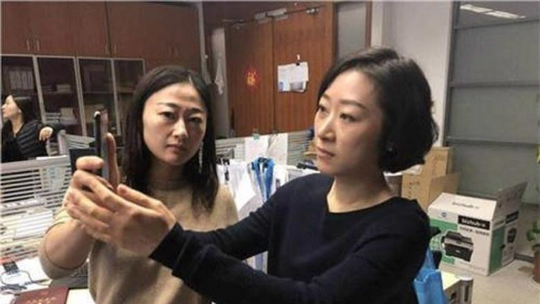 Китаянка вернула iPhone X со скандалом