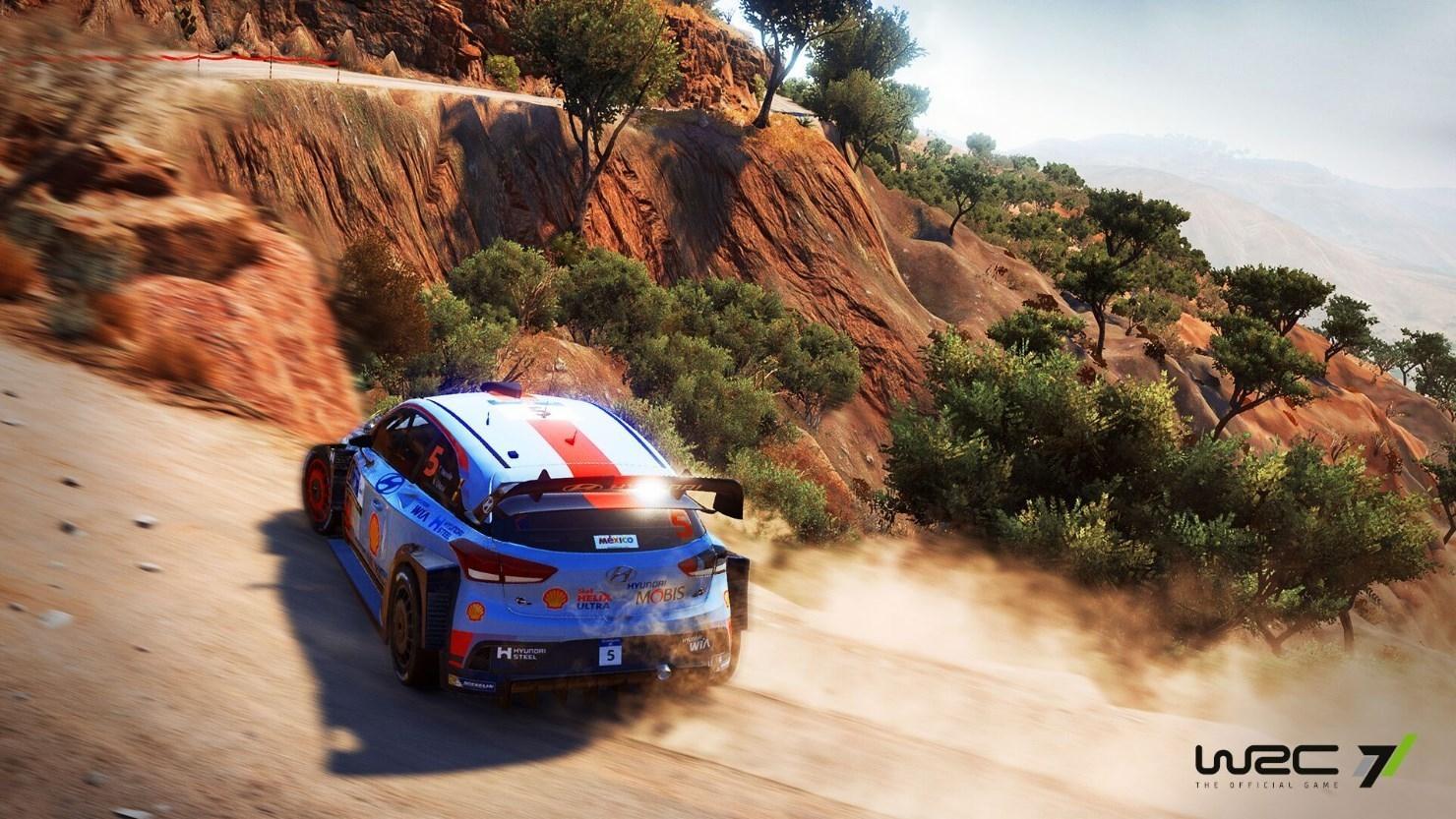 WRC 7 готовится к выходу