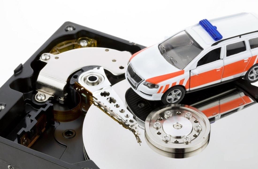 Как восстановить жесткий диск после форматирования?