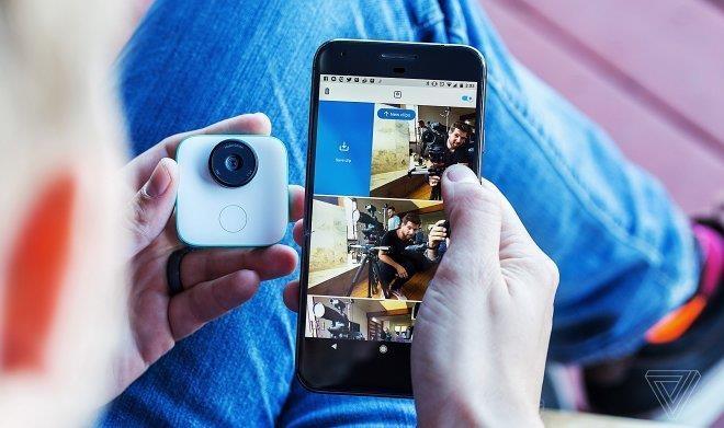 Камера с искусственным интеллектом от Google