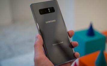 Функции Galaxy Note 8 на вашем смартфоне в один клик