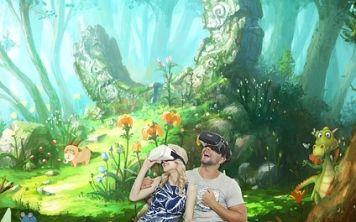 Дополненная, виртуальная и смешанная реальность