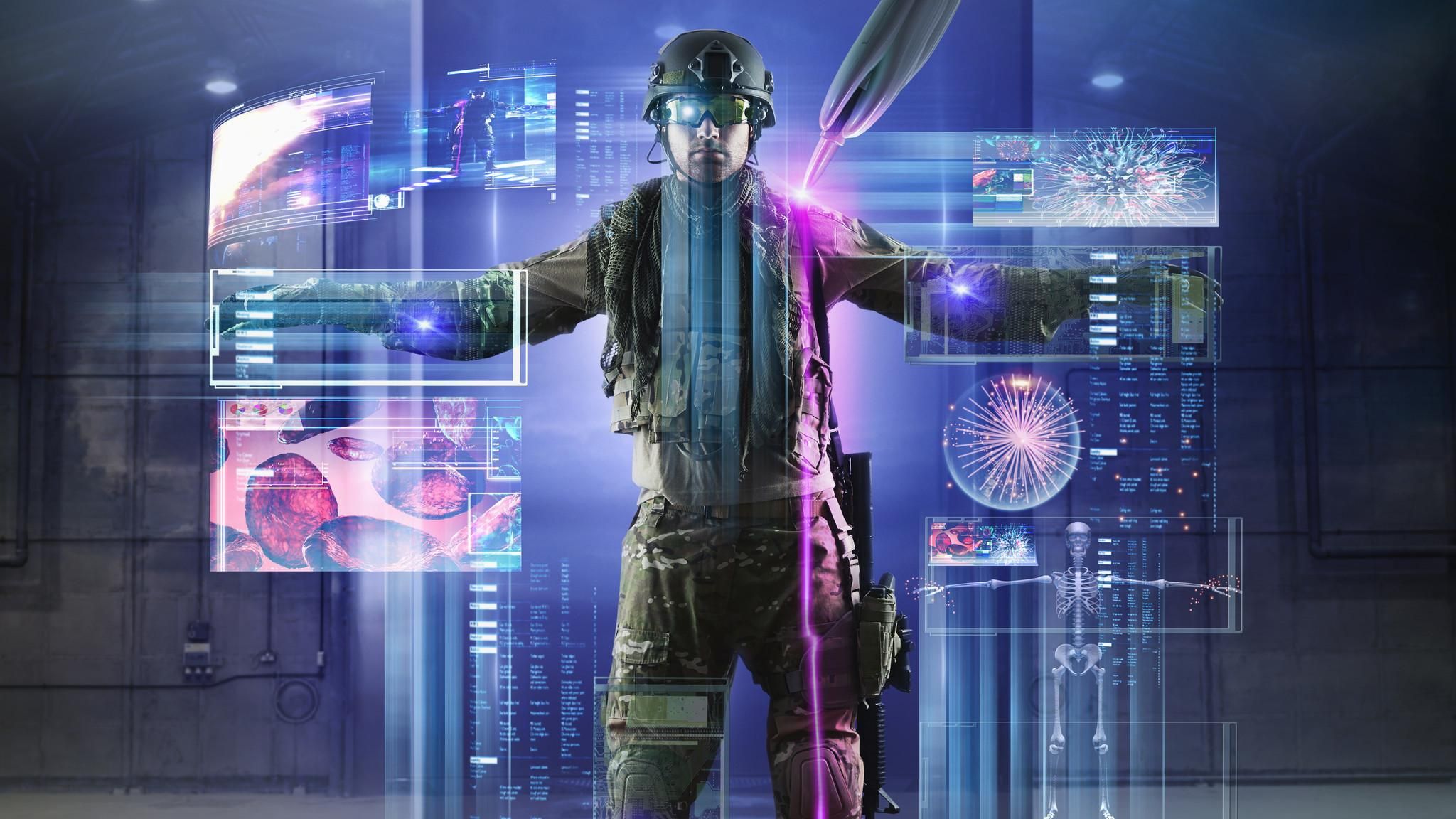 Военные США мечтают об Интернете Военных Вещей