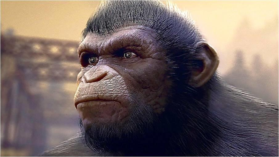 "Невероятная ""Планета обезьян"""