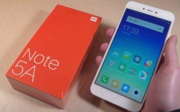 Xiaomi представила новый эксклюзивный Redmi A5