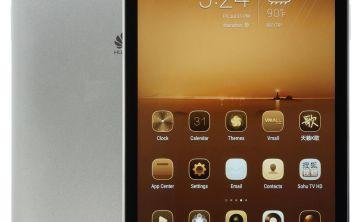 Красивый и мощный Huawei MediaPad M2