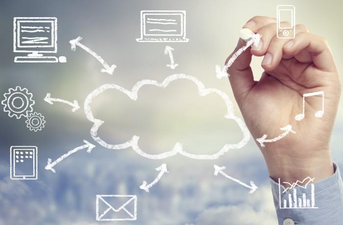 Как сохранить файлы в облаке?