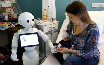 Робот получил лицензию врача