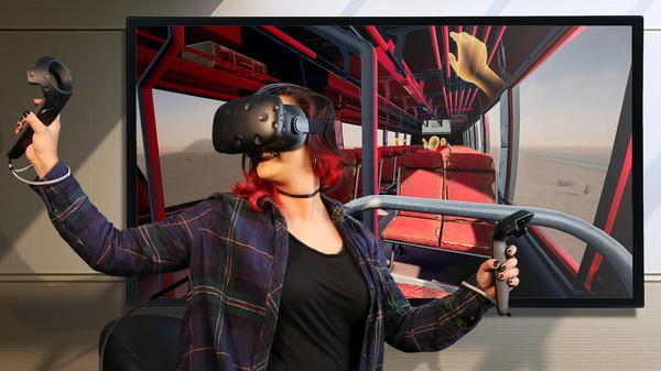 Одна из худших игр всех времён обзавелась мультиплеером и поддержкой VR
