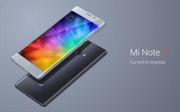 Анонс Xiaomi Mi Note 2 - флагман с гибким OLED-дисплеем
