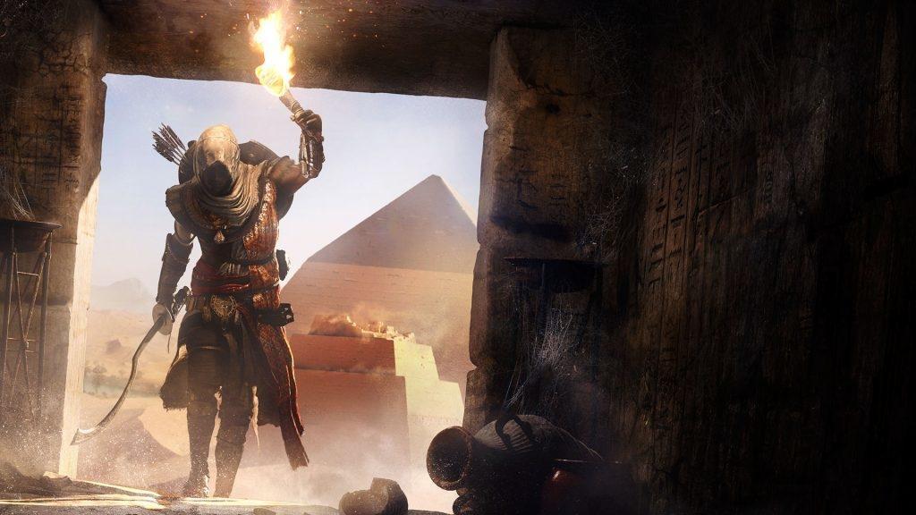 Несколько новых событий в Assassin's Creed Origins