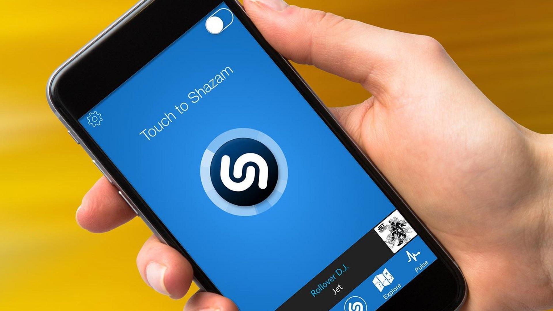 Apple приобретает Shazam