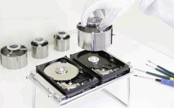 Съёмный жесткий диск определяется но не открывается