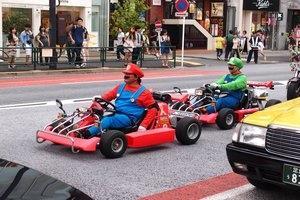 Mario привело к пересмотру японских законов
