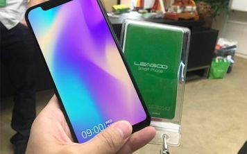 Leagoo S9 - бюджетный аналог iPhone X