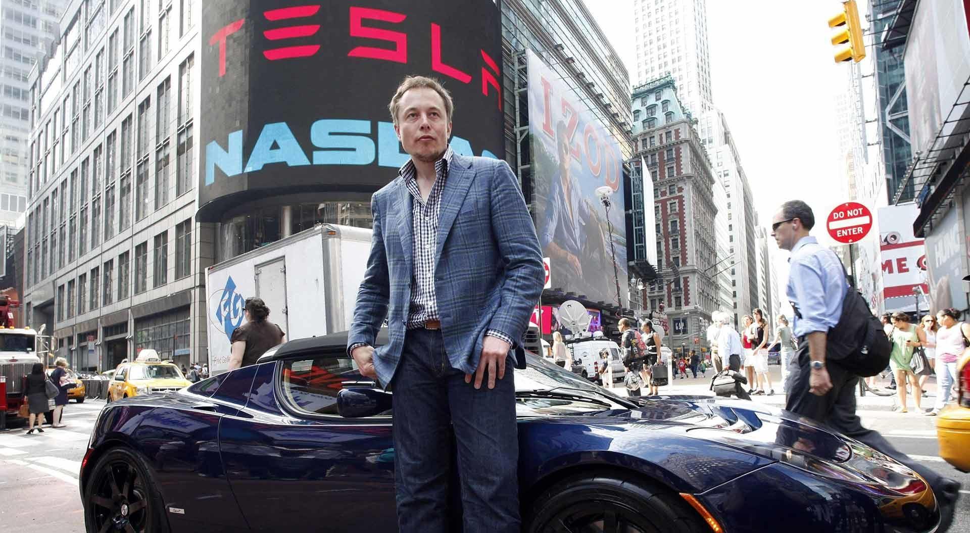 Автоконцерн Tesla по производству электрокаров едва не был продан Google
