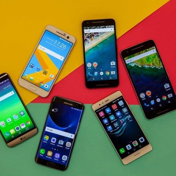 10 самых популярных смартфонов в мире