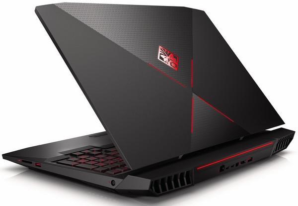Геймерский ноутбук HP Omen X представлен официально