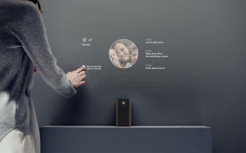 Будущее настало: сенсорный проектор Sony Xperia Touch