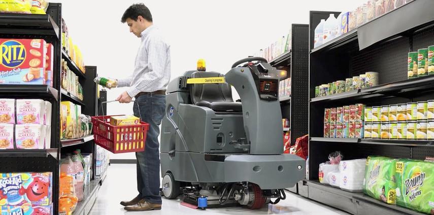 Роботы-уборщики