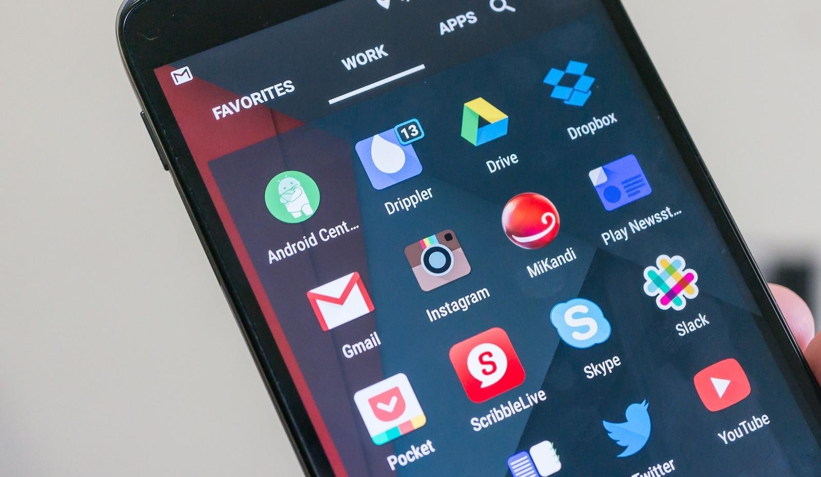 Адаптивные иконки теперь и вNova Launcher