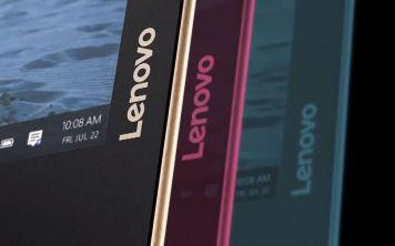Новинки от Lenovo: ноутбуки и трансформеры