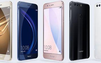 Представлен Huawei Honor 8