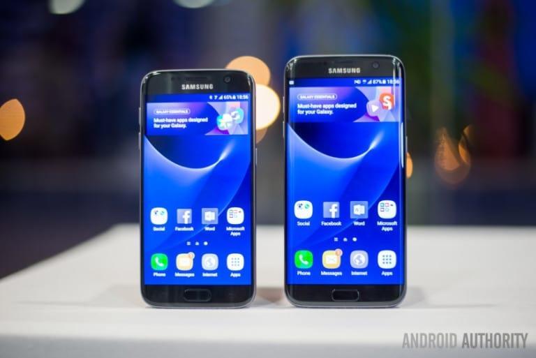 Новый интерфейс Samsung