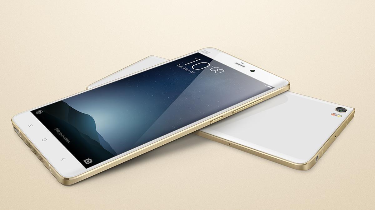Смартфон Xiaomi Mi Note 2 с изогнутым экраном могут представить 14 сентября