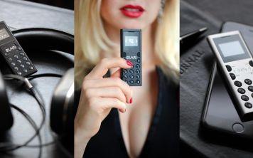 Тройка фичегаджетов от Elari: NanoPhone C, SafePhone, PowerCard