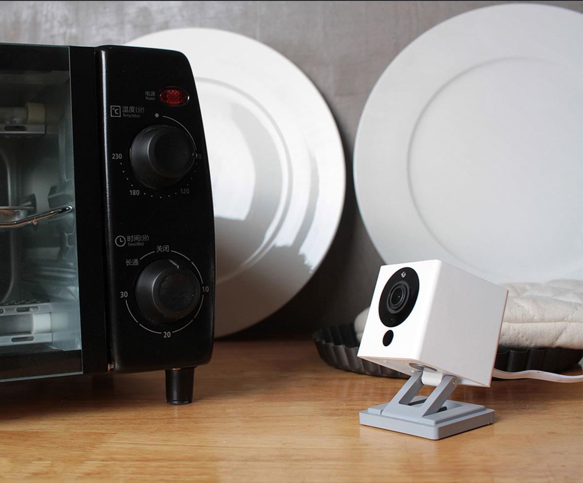 Xiaomi Smart IP Camera - одна из лучших бюджетных камер видеонаблюдения